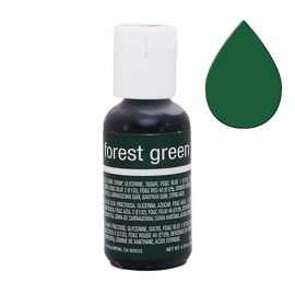 Гелевый краситель Chefmaster Liqua-Gel Forest Green