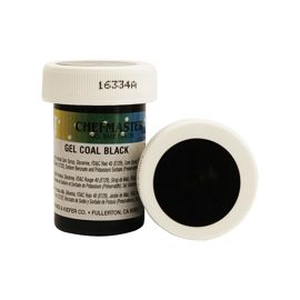 Гель-краска Base Color Chefmaster Coal Black 28грамм
