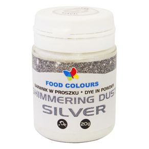Кандурин Food Colours Silver 20грамм