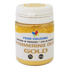 Кандурин Food Colours Gold 20грамм