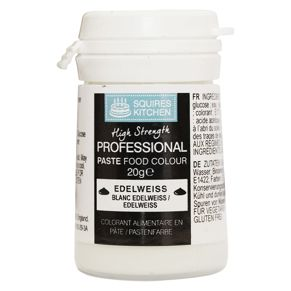 Краситель Squires Kitchen Paste Colour - Edelweiss