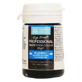 Краситель Squires Kitchen Paste Colour - Bluebell